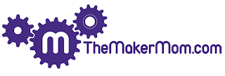 The Maker Mom blog