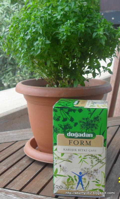 Başta form karışık bitki çayı formda kalmak isteyenlerin tercihi