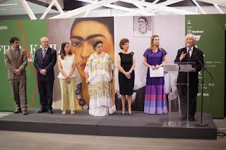 Frida llega a Brasil