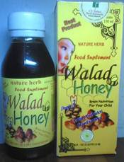 Walad Honey-Nutrisi Otak Anak