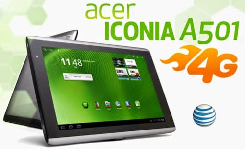 Acer A501 Android 4 Update