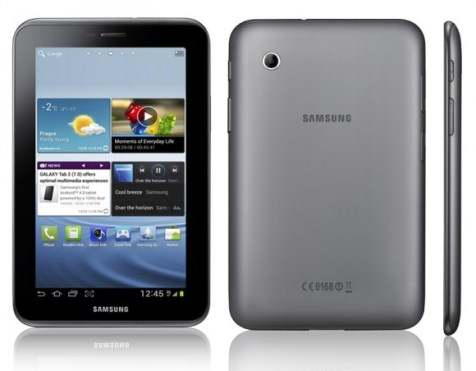 Samsung Galaxy Tab 2.7.0 Manual Consumer Guide as well as Operating