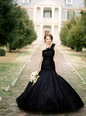 black wedding dresses 2012 - Wedding Guest Dresses