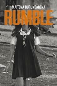 Libros: Rumble. Maitena Burundarena