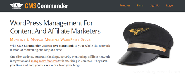 CMS Commander: Manage All Blogs From One Powerful Dashboard