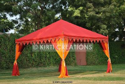 Wonderful Luxury Tent