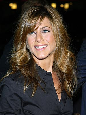 Jennifer Aniston is Best Hair Styles of the Week