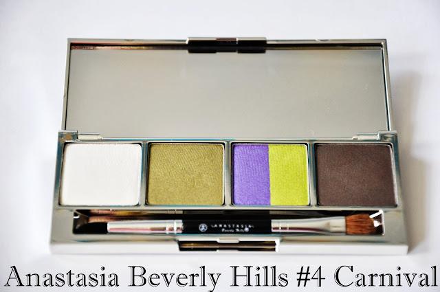Anastasia Beverly Hills #4 Carnival