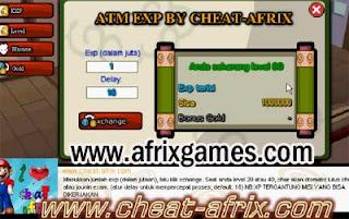 Cheat ATM Gold XP Auto Mission Ninja Saga New