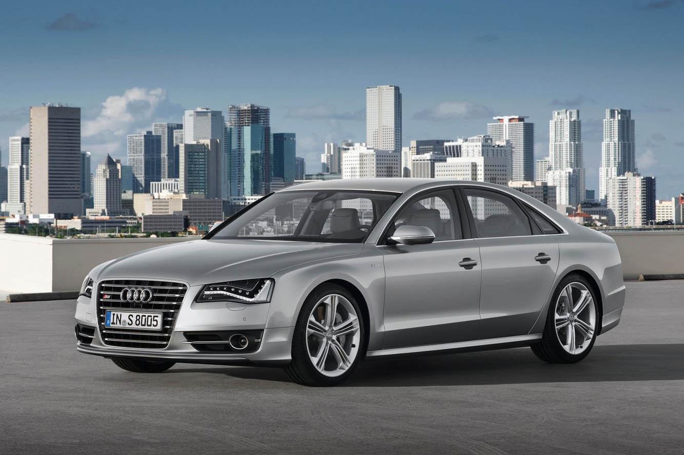 Audi s8 2013 : la nouvelle voiture de luxe