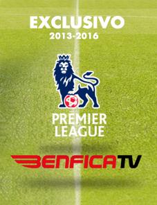 Premier League em exclusivo na Benfica TV