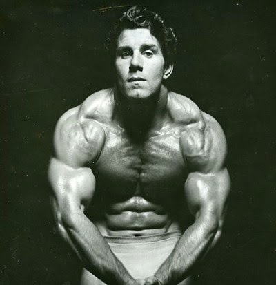 Reg Park Old School Bodybuilding