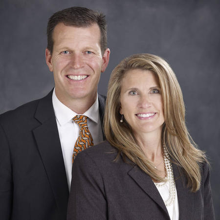 President & Sister Jergensen
