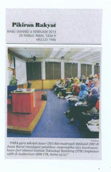 Pikiran Rakyat 2 Februari 2013