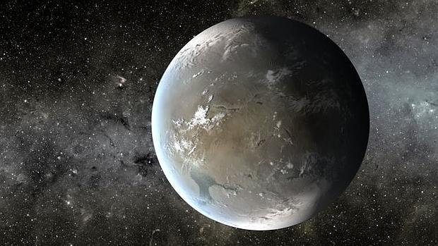 Planeta a 1.200 años luz que puede ser habitable