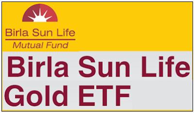 Birla Sun Life Gold ETF