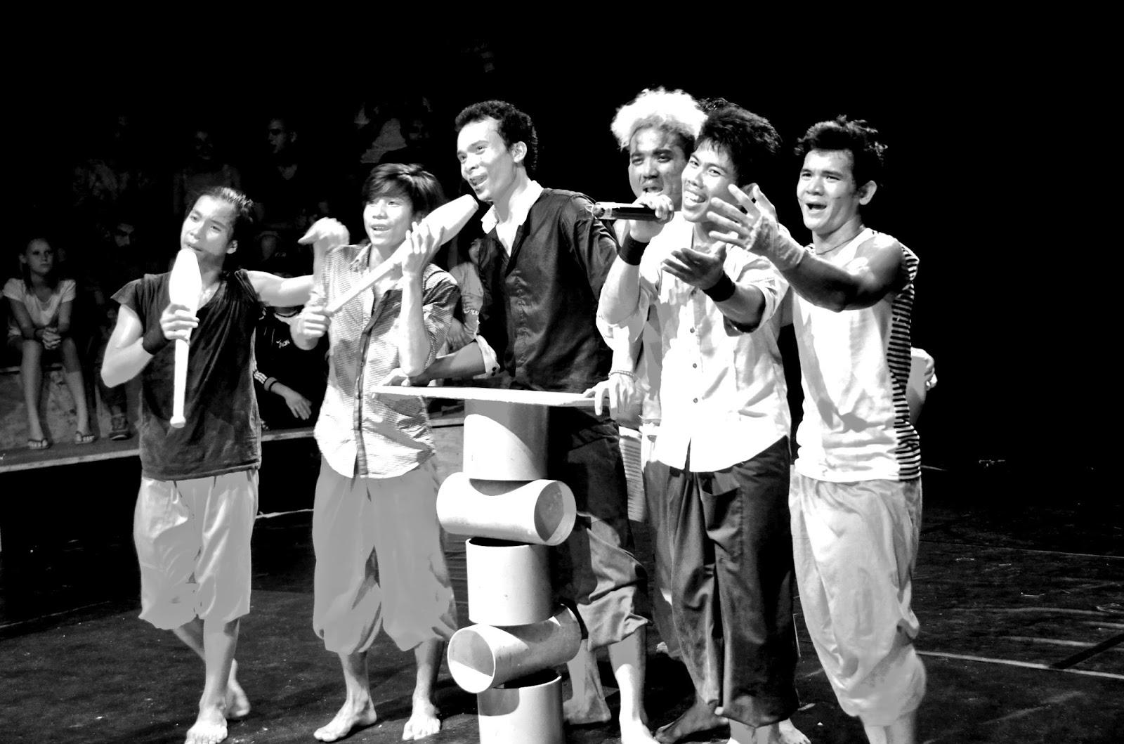 About a Circus | Battambang, Cambodia | blah