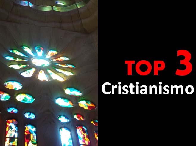 Top 3 - Cristianismo