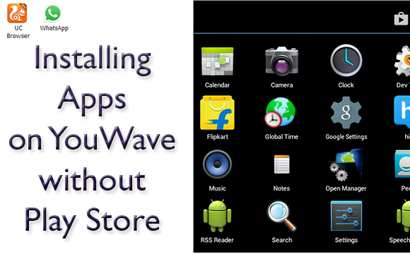 install apps youwave