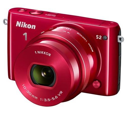 Spesifikasi dan Harga Kamera Nikon 1 S2