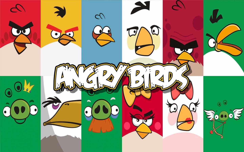 No hay palabras para explicarlo...: Pájaros enojados: Angry Birds ...