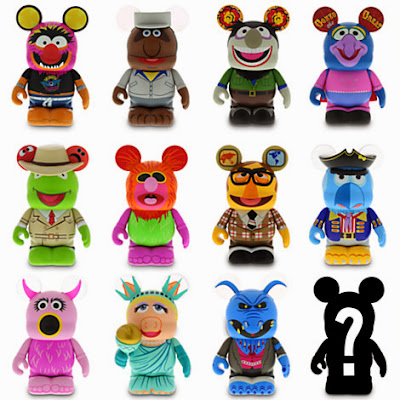 The Muppets Disney Vinylmation Series 3