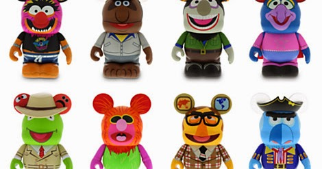 The Blot Says The Muppets Disney Vinylmation Series 3