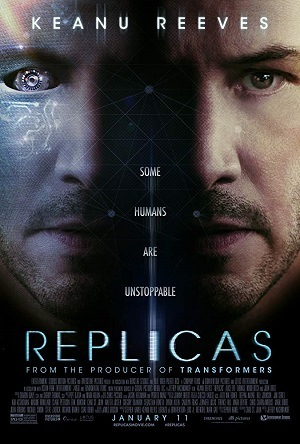 Réplicas - Legendado Filmes Torrent Download capa