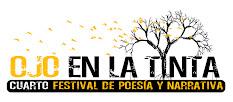 Cuarto Festival de Poesía y Narrativa Ojo en la Tinta