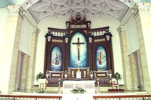 Holy Family Parish Quezon City Bigger Holy Family Parish