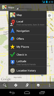 google maps android
