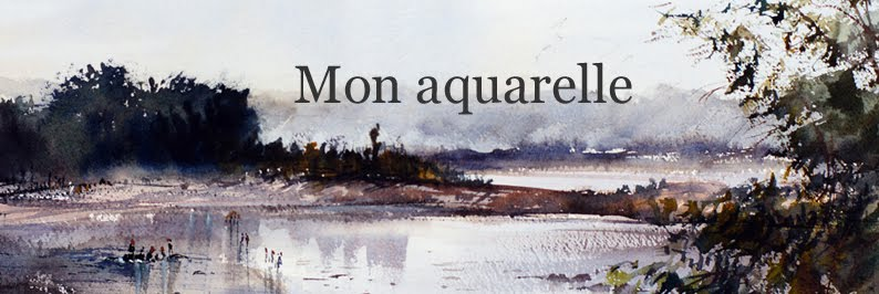 Mon Aquarelle