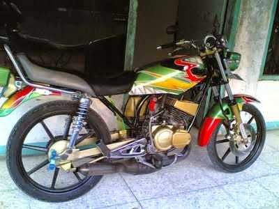 Gambar Modifikasi Motor RX King