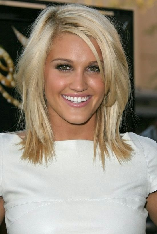 Voor eens en voor altijd het juiste kapsel bij jouw haartype  - kapsels halflang fijn haar