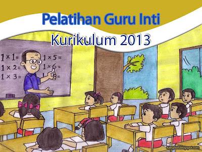 pendaftaran dan pelatihan guru inti 2013