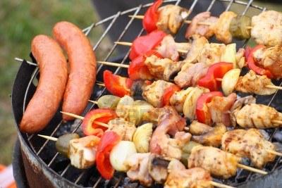 Bếp nướng than hoa không khói LG435, Bếp nướng Việt Nam