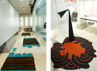 Accesorios decorativos alfombras