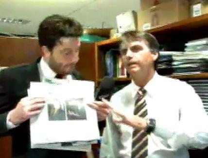 Bolsonaro no CQC