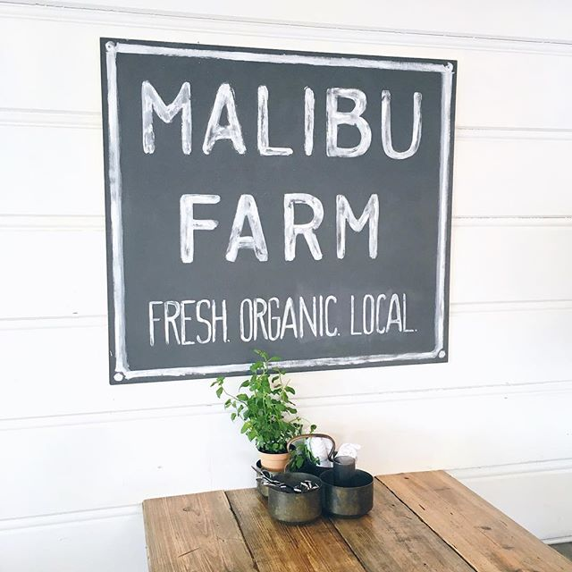 simplyxclassic, food blogger, foodie, restaurant, malibu farm, fashion