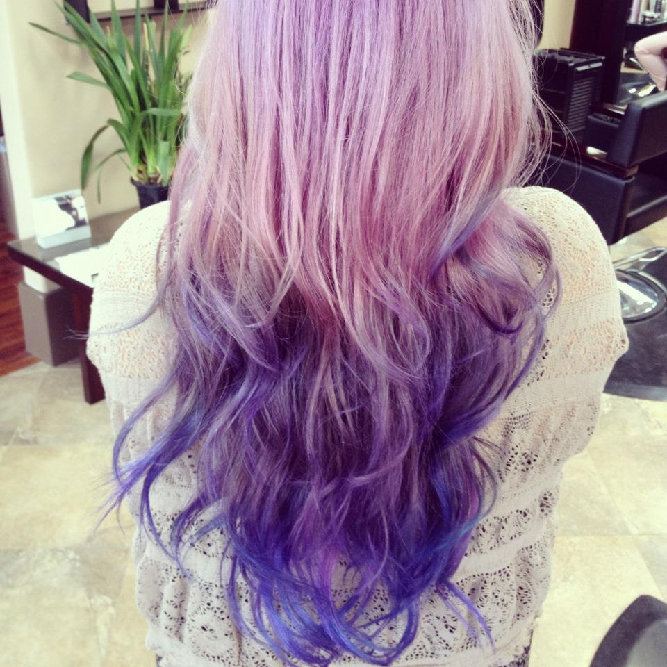Trend ombre hair shine fuse of course the best way to achieve these looks is to have them done by salon professionals but there are also a couple do it yourself things you can try solutioingenieria Gallery