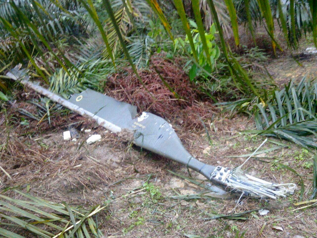 Kemalangan helikopter mengorbankan Tan Sri Jamaluddin Jarjis