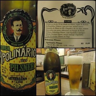 Cerveja, Apolinário