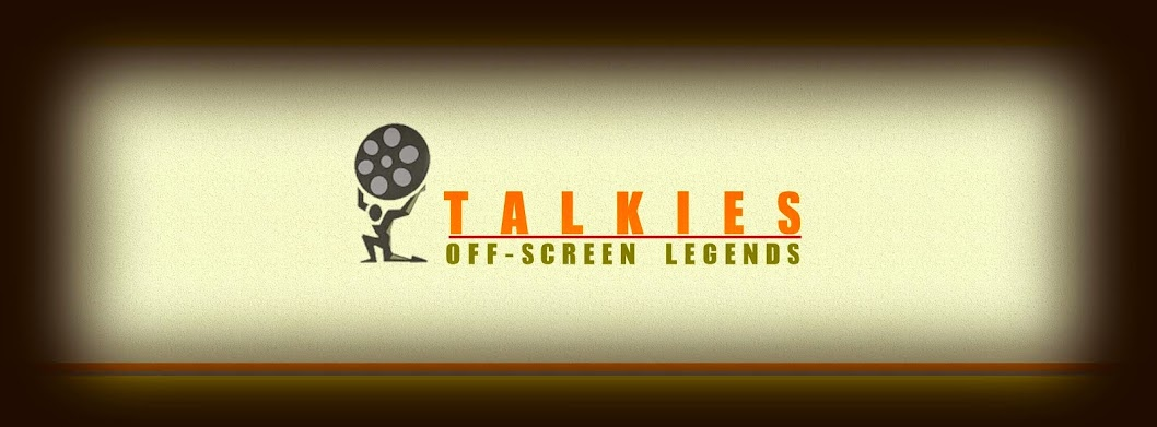 TALKIES off screen legends