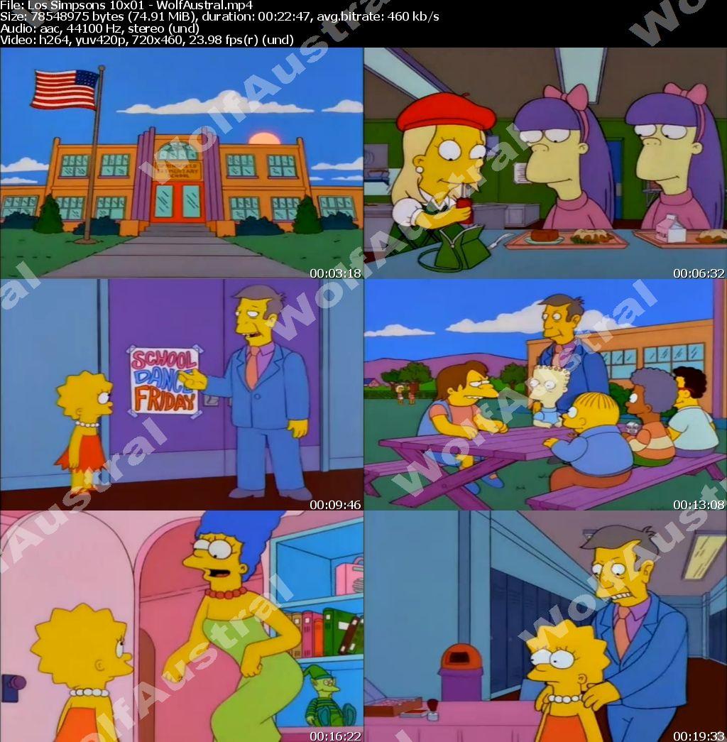 Bart saca la basura latino dating 2