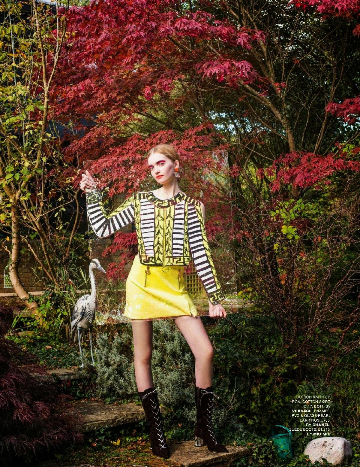 Versace Spring/Summer 2015