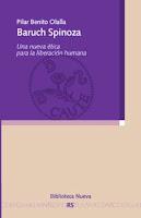 Pilar Benito Olalla: Spinoza. Una nueva ética para la liberación humana (2015)