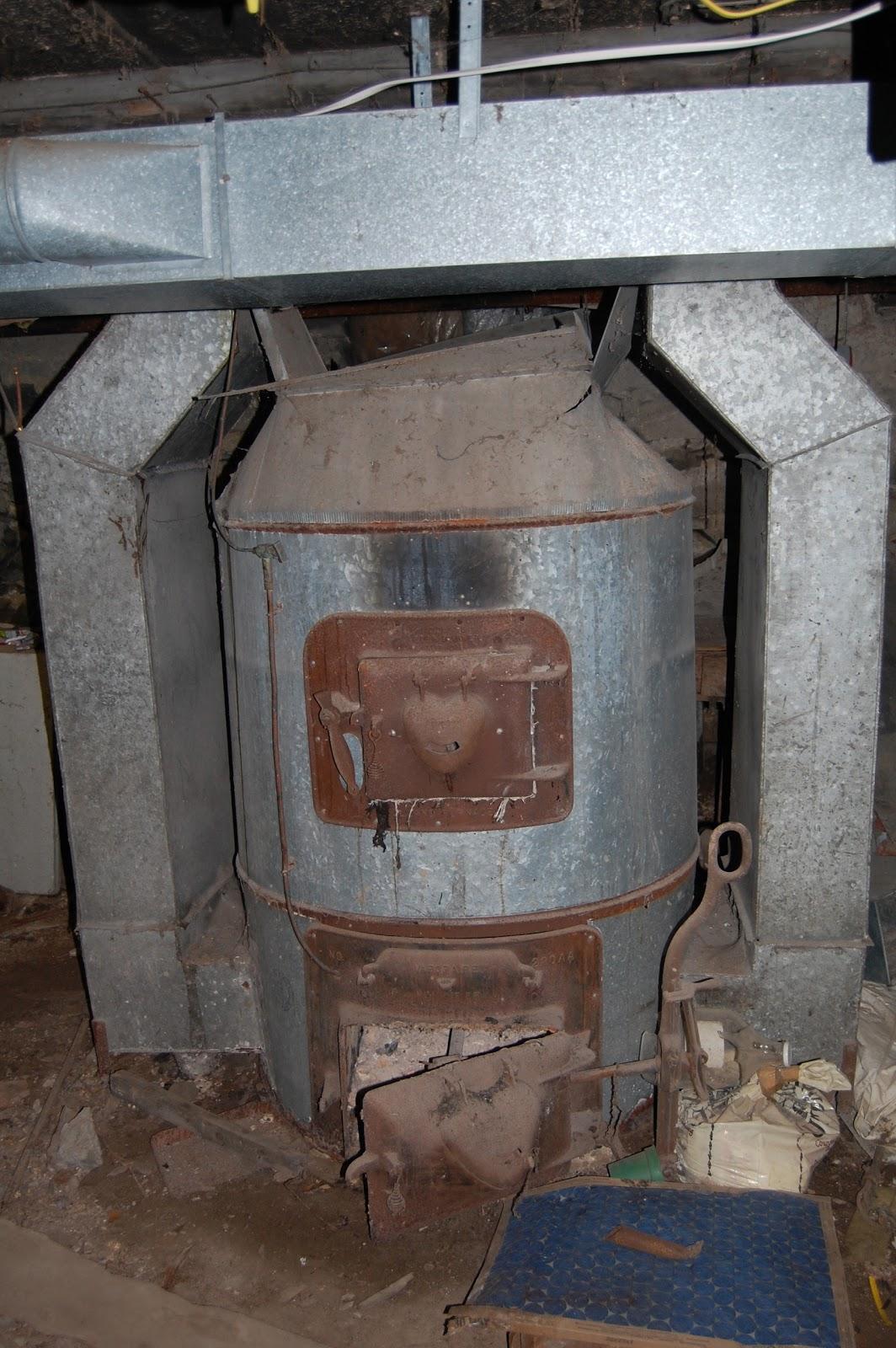 Как сделать печь для дома на угле 908
