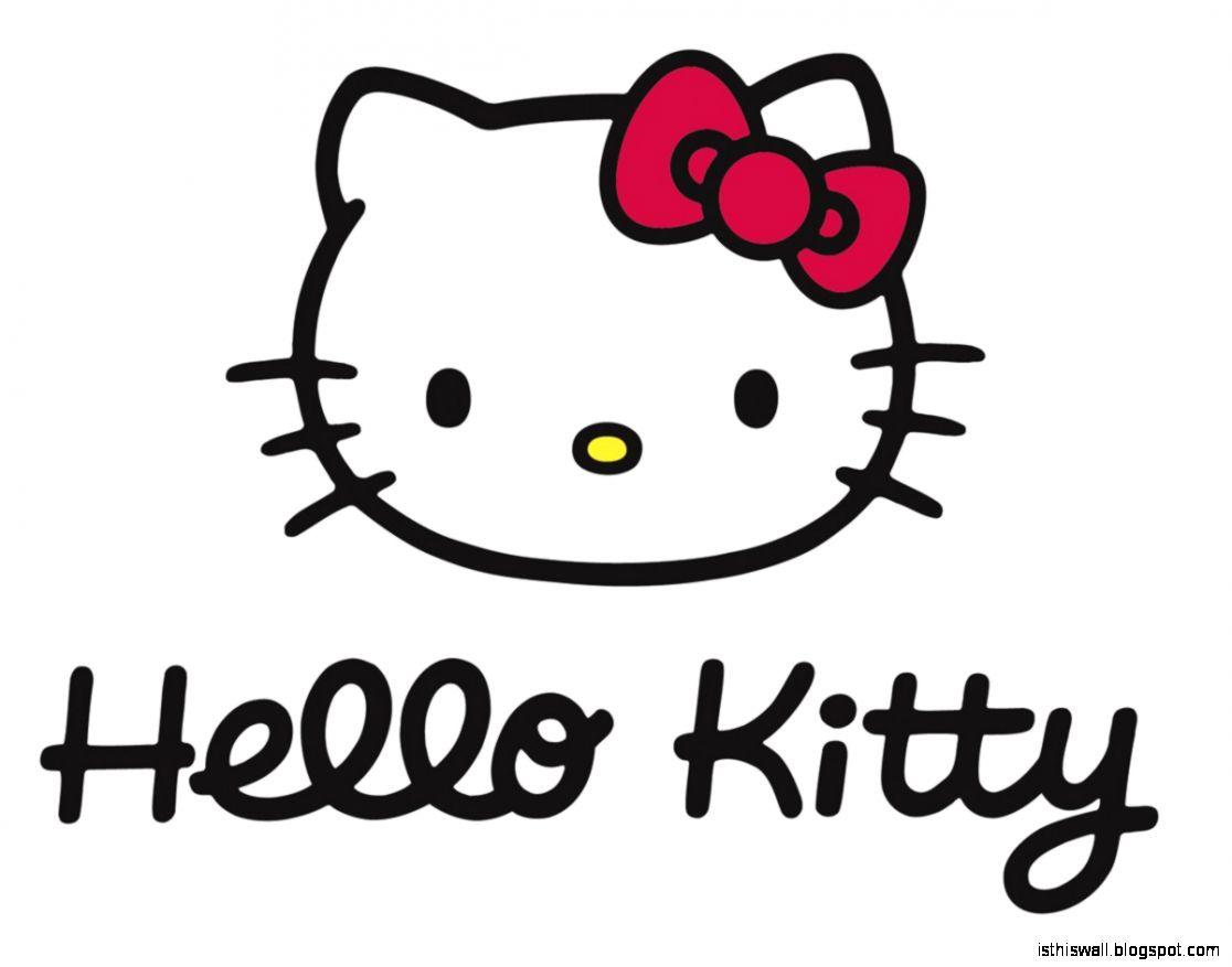 Hello Kitty Logo hello kitty logo – Logo Database