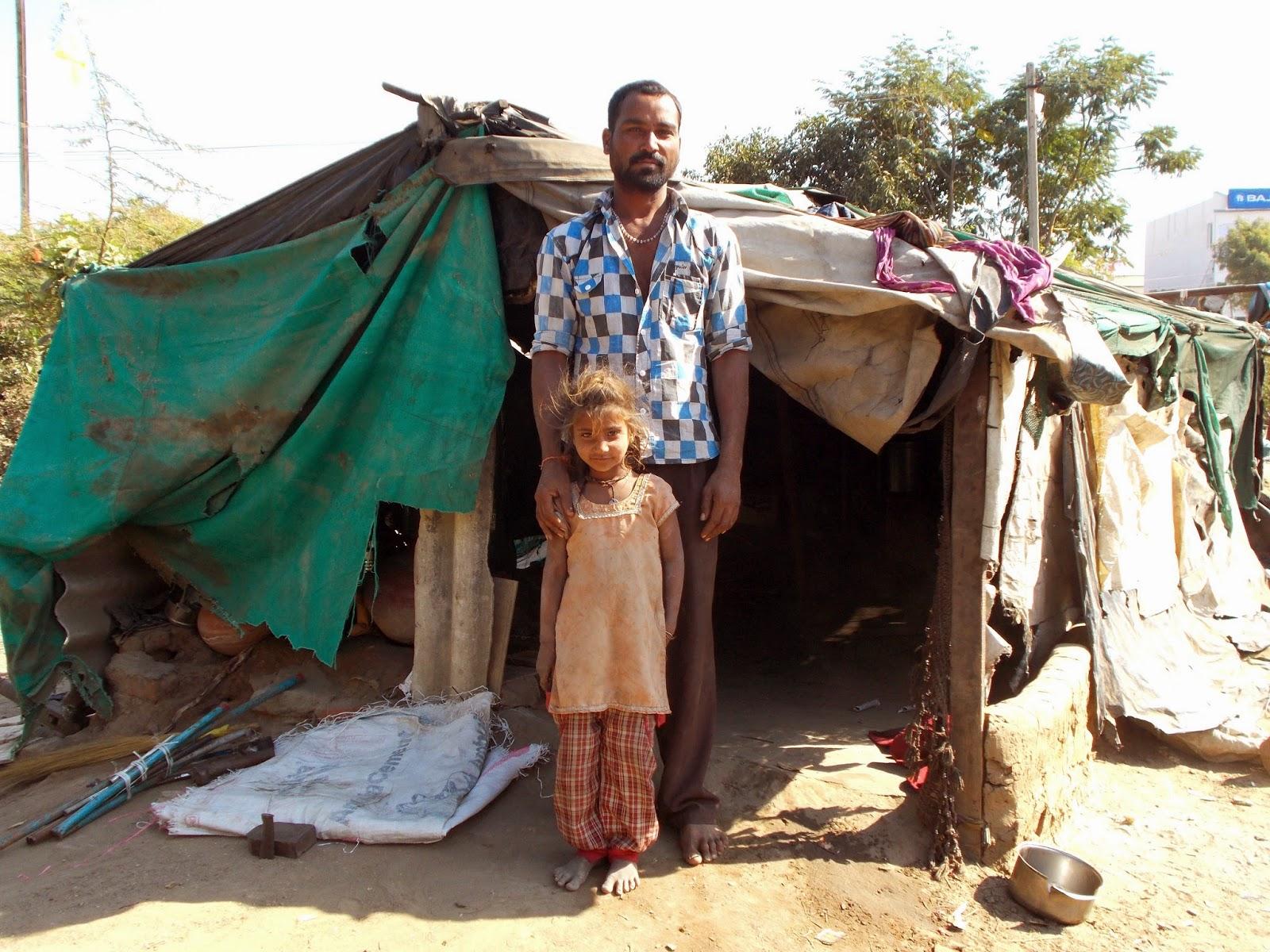 A Nomads Saraniyaa Family of Nagalpur Gujarat