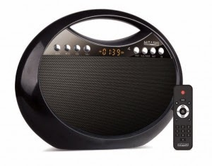 Infibeam: Buy Mitashi Multimedia Speaker With Bluetooth Ml 3000 Rx at Rs.1669